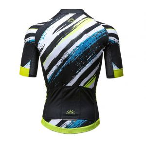 Original MYSENLAN Summer Man SS Cycling Jersey- TRACE