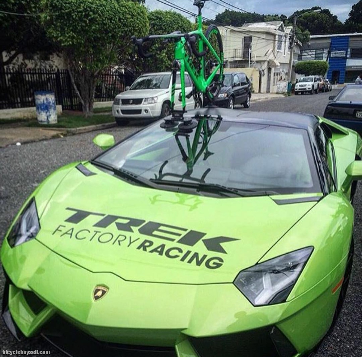 Flying Bike Carriers 140 Mph