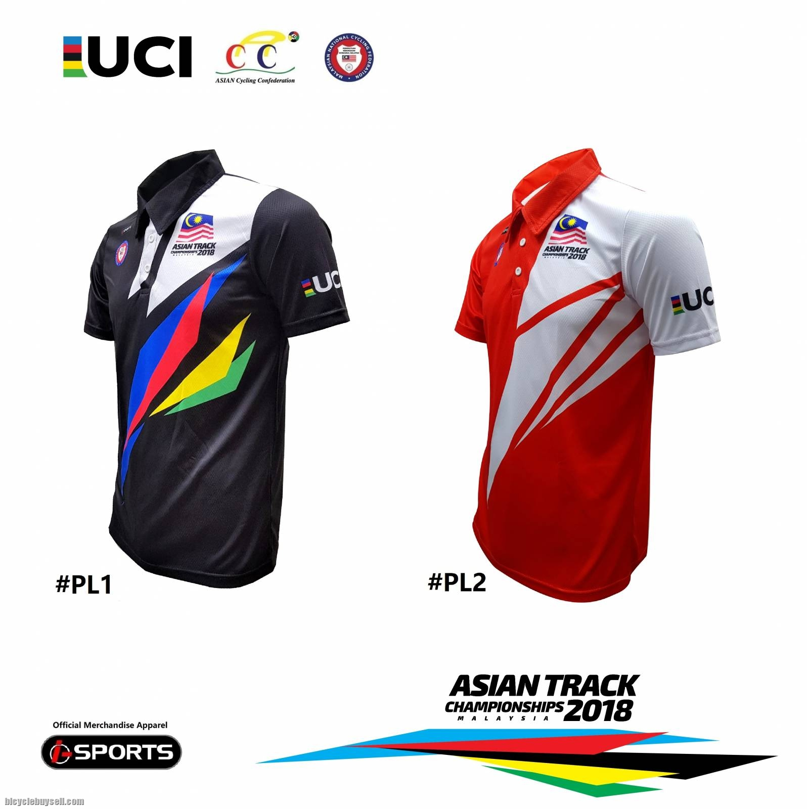 ASIAN TRACK CHAMPIONSHIPS SUBLIMATION POLO SHIRT fb2be0f4aa