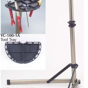 BIKEHAND YC100 360 DEGREE PRO SHOP BIKE REPAIR SERVICES STAND (FREE POS)