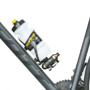 Topeak Ninja Co2 Plus Bottle Cage & Tire Lever  / Taiwan (free pos w.m)
