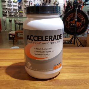 ACCELERADE PROTEIN POWERED SPORTS DRINK