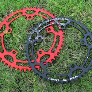 Chainring DECKAS 130BCD 52T Black For Road Bike