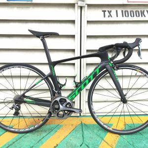 Scott Foil Team Issue HMX carbon, Dura-ace groupset