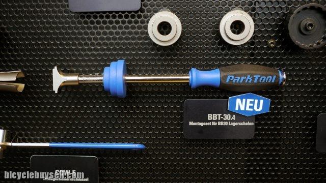 Park BBT-30.4 Bottom Bracket Tool Set