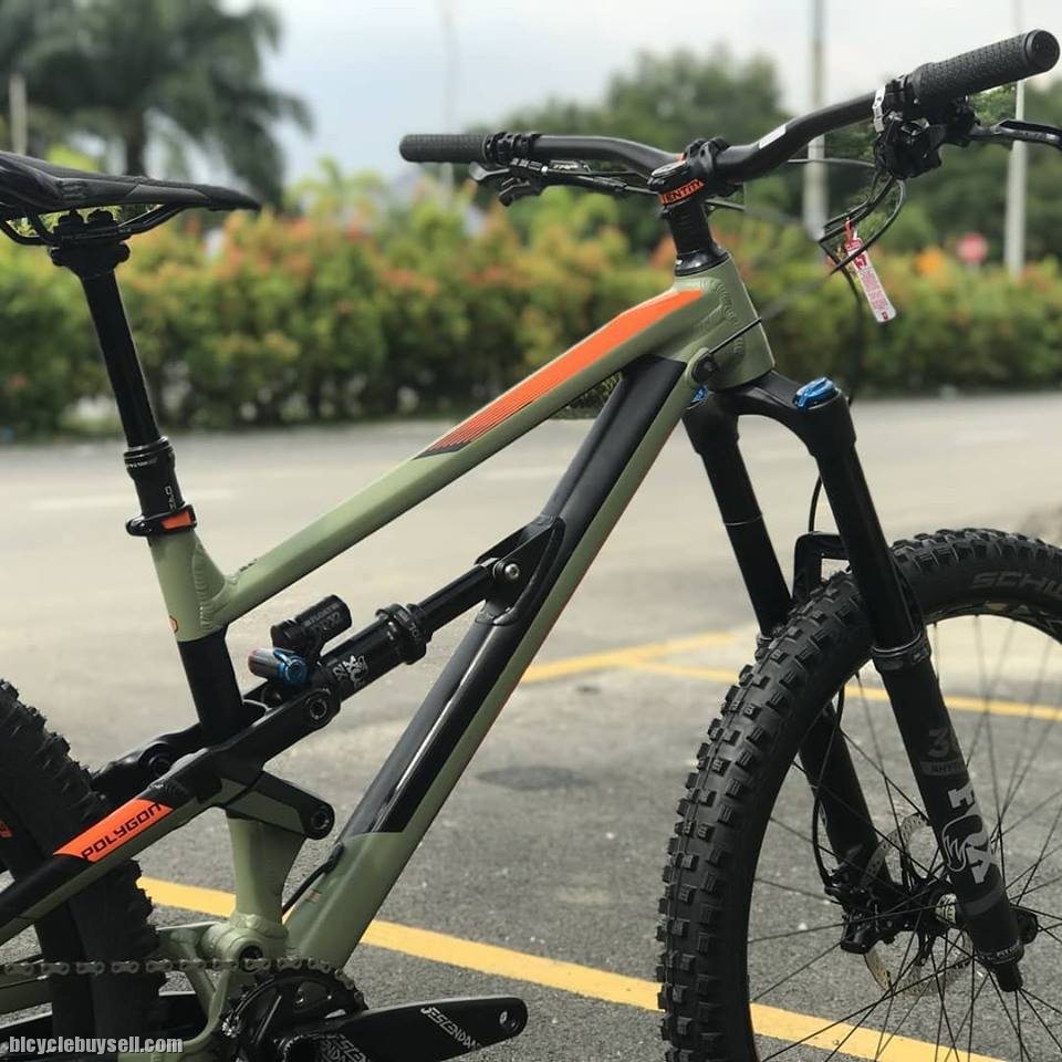 8cac36f38 2019 Polygon Siskiu N9 Dual Suspension Mountain Bike