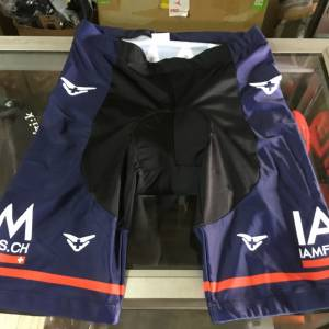 IAM Pro Cycling Half Short / Gel Padding [XL,2XL,3XL] (free pos w.m)