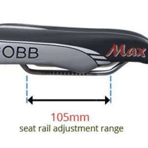 Cobb Saddle - Speed and Comfort - Full Range PROMOTION