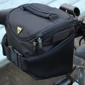 TOPEAK COMPACT HANDLEBAR BAG ART TT3020B BICYCLE BAG