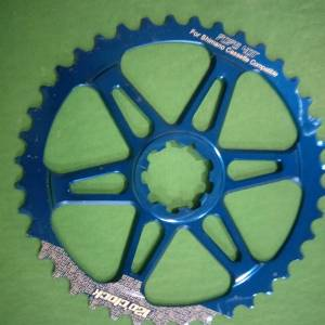 12oclock blue giant cog 40t last piece clearance offer rm128 only blue