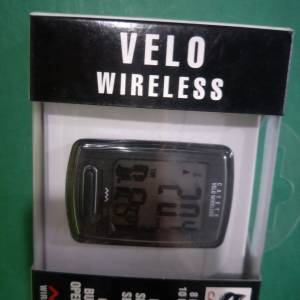 Cateye velo wireless - just used one ride, pack back into ori box