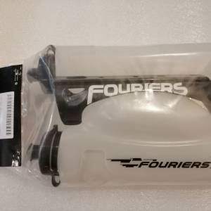 Fouriers Aero Time Tial Carbon Bottle Cage And Bottle 600ml 300ml SET