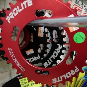 Prolite BCD 96 36t Chainring
