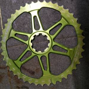 12oclock 42t giant cog - used around 4 months