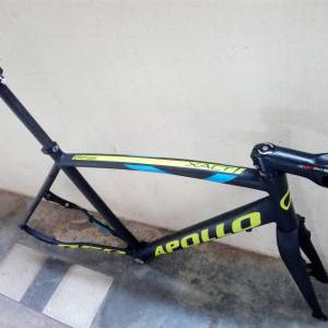 700c Apollo Cyclocross Disc Brake Road Bike Frame