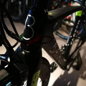 Battaglin Faster Carbon Road Bike