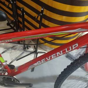 "SEVEN UP 26""7up Mountain Bike 18sp (FreePost)"