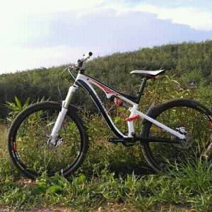Specialized Camber FSR Comp with Remote Adjustable Fork