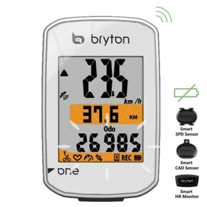 New 2019 Bryton ONE Smart bluetooth cadence heart rate rider one