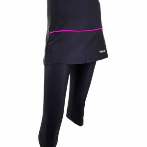I-SPORTS ROSA CYCLING 3/4 KNICKERS SKIRT WOMEN 3D PADDED