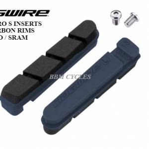 Jagwire Road Pro Carbon Inserts for shimano sram road bikes brake pads