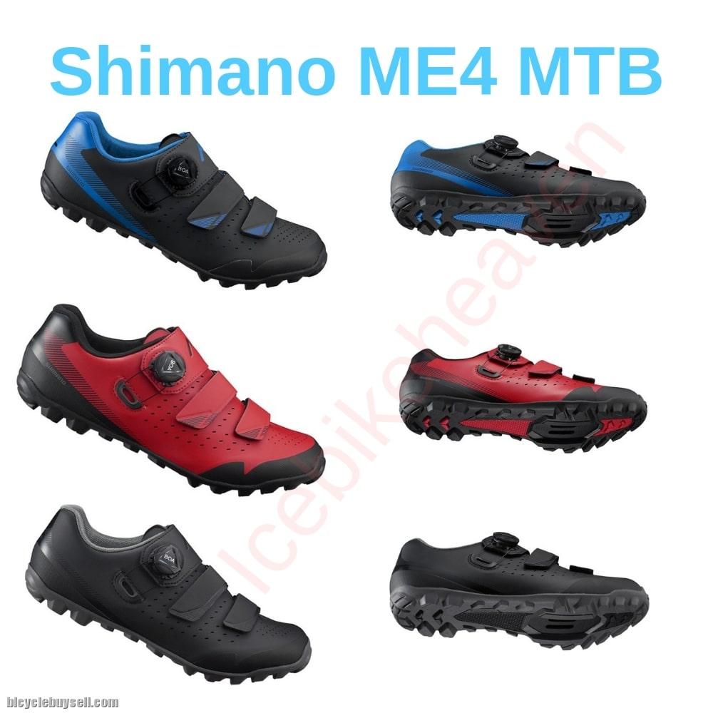SHIMANO SH-ME400 ME4 SHOE MTB OFF ROAD