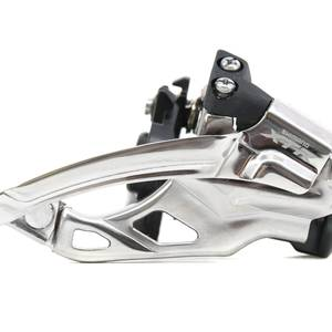 SHIMANO M985 XTR 2X FD LOW CLAMP DUAL PULL FRONT DERAILLUER (FREE POS)