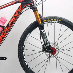 "BOLANY AIR SUSPENSION FORK MTB MOUNTAIN BIKE 29er straight tapered 29"" 100MM 1-1/8THREADLESS"