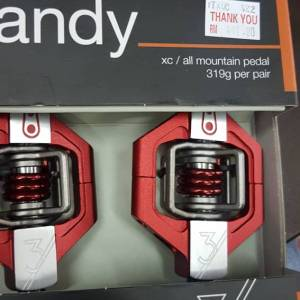 CrankBrothers Candy 3 (2020) Brand New !! 319gram