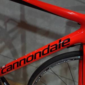 2019 Cannondale Supersix Evo Frameset