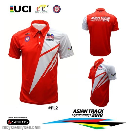 MTB RB ASIAN TRACK CHAMPIONSHIPS SUBLIMATION POLO SHIRT 980d48055d