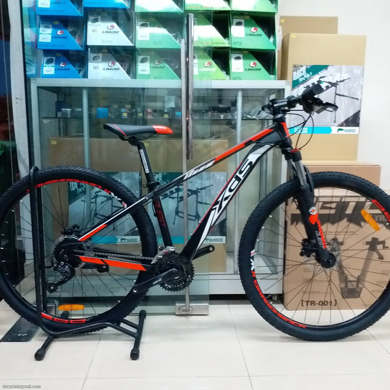 38ee0442ab1 XDS QUEST i29 MTB 29er 27 SPEED