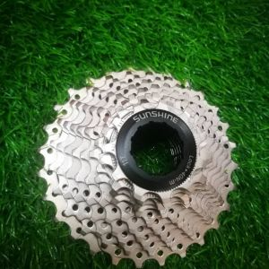SUNSHINE 11SPEED 11-28T ROAD CASSETTE (FREE POS)