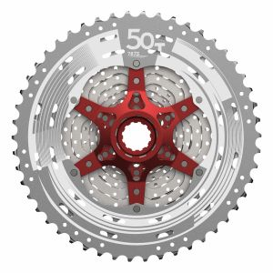SUNRACE MX80 SUPERLIGHT 11SPEED 11-50T OVERSIZE MTB CASSETTE (ORIGINAL WITH BOX)