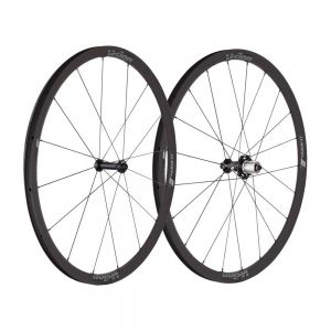 Vision Trimax 30 KB Clincher Pro Road Wheelset | USA Tech @ free pos