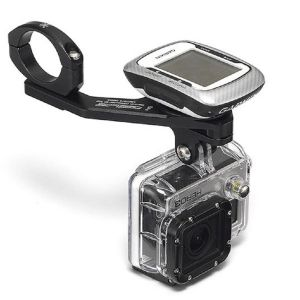 Relic Garmin and GoPro Handlebar Mount ~ Ready Stock