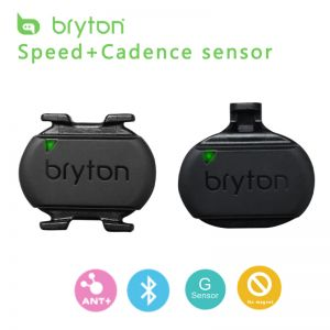 BRYTON SMART ANT+ MAGNET-LESS CADENCE SPEED HEART RATE SENSORS
