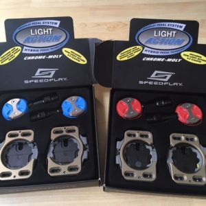 Speedplay Light Action Chrome-Moly Pedals