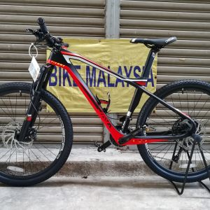"JAVA FIAMMA 27.5"" CARBON FRAME SLX 22-SPEED"