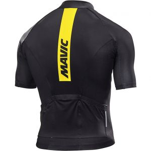 Mavic short sleeve cycling jersey bib breathable quick dry