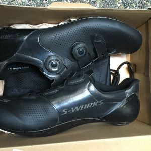 Specialized s-works 6 road shoes black siZe 43