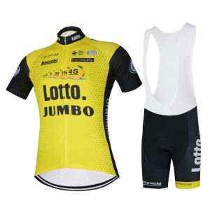 2018 SHORT SLEEVE CYCLING JERSEY BIB SET