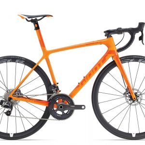 ALL NEW 2018 GIANT TCR Advanced SL Disc(S,M size only)