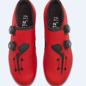FIZIK INFINITO R1 BLACK/RED/WHITE AND BLACK RED