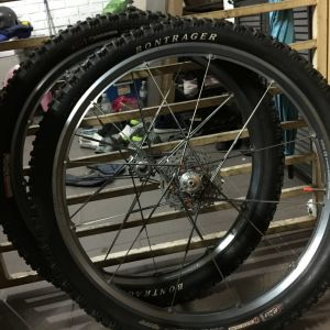 crankbrothers iodine all mountain wheelset 26er... offer rm1500!!!