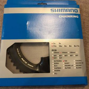 Shimano 105 5800 52T 11Speed ChainRing