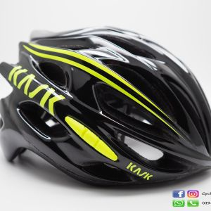 Kask Mojito - Special Edition Nero / Flo Yellow (Call 4 best Price)