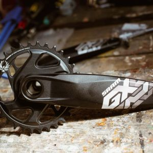 SRAM GX Eagle 12-Speed GXP Direct Mount Crankset DUB 32T 34T