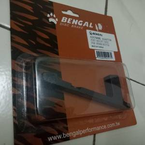 Bengal 180mm Front brake adapter (Packege)