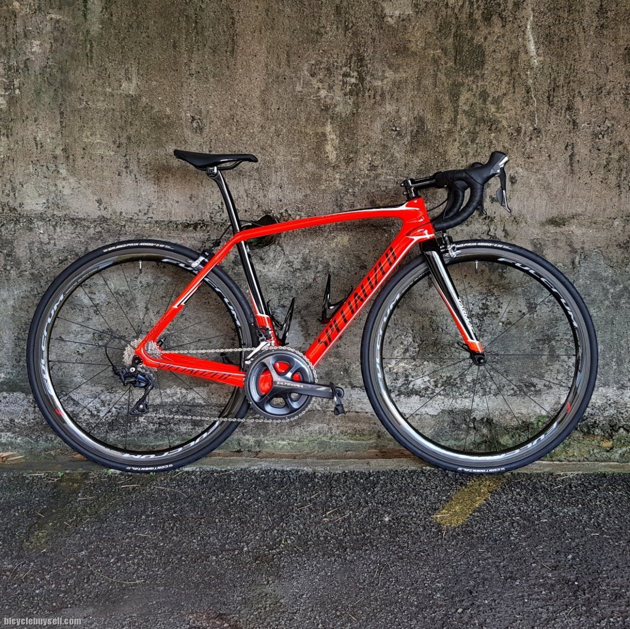 Specialized Tarmac Comp Fact 10r Carbon Upgraded